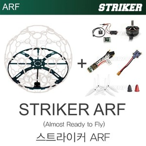 드론축구 | 스트라이커 ARF (STRIKER Almost Ready to Fly)